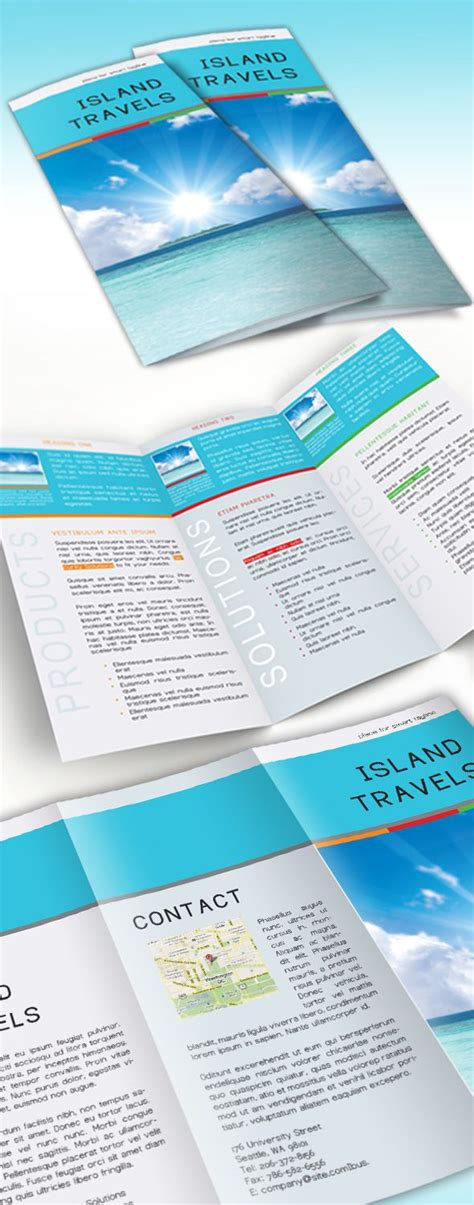 layout brochure indesign 31 best images about brochure ideas on pinterest