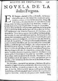 La ilustre fregona / Miguel de Cervantes Saavedra; edición