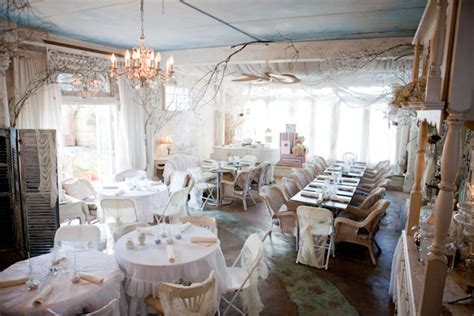 White House Tea Room by Shabby Chic Shower For Baby Cora Heidi Mitchell