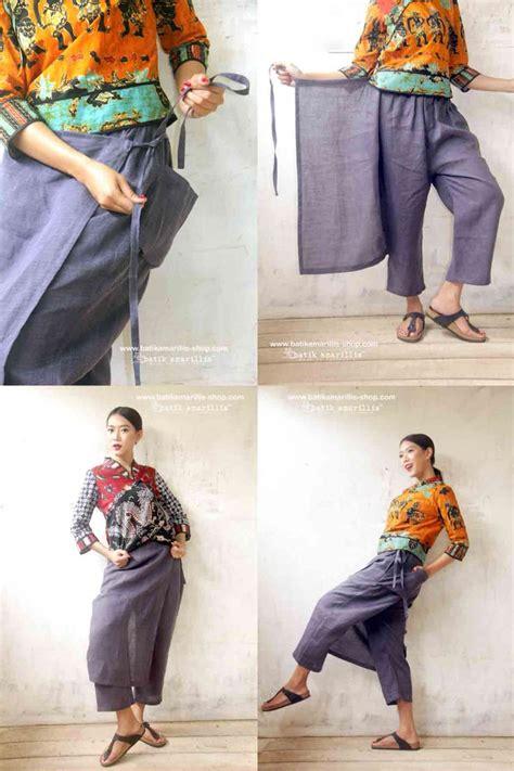 desain hem batik batik amarillis made in indonesia www batikamarillis shop