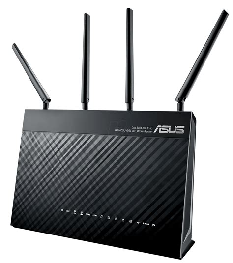 Router Asus asus dsl ac87vg ac1900 adsl vdsl wifi router at