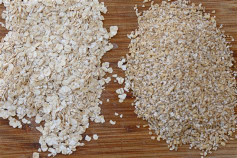 whole grain rolled oats steel cut oats vs 100 percent whole grain rolled oats