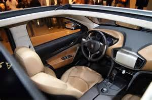 Maserati Interior Maserati Levante Interior Image 16