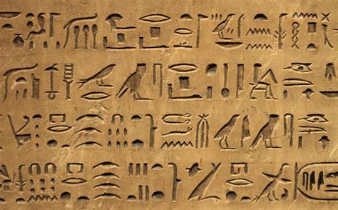 dibujos de jelogrificos los jerogl 237 ficos egipcios no se descifraron a la primera