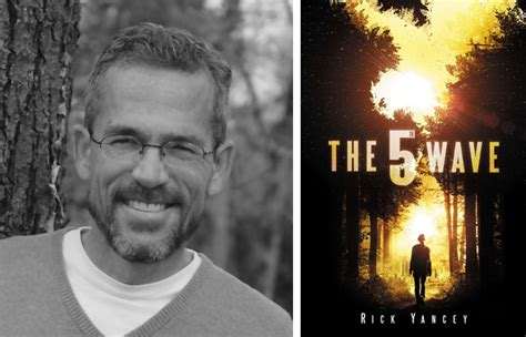 Novel The 5th Wave Karya Rick Yancey exclusive rick yancey tells us about writing the most