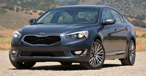 2015 kia cadenza the size sedan that hangs with the