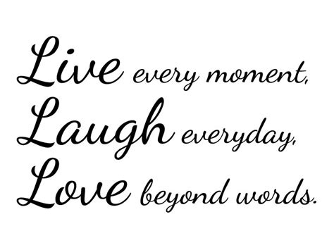 live love and laugh 17 live laugh love quotes weneedfun