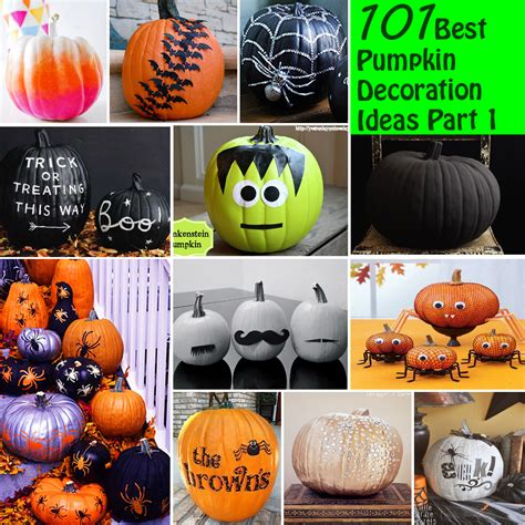 101 best pumpkin decoration ideas part 1 pinlavie