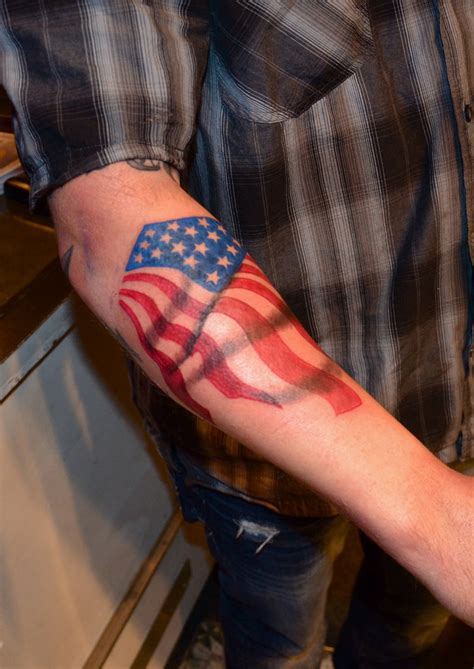 flag tattoo american flag tattoos designs ideas and meaning tattoos