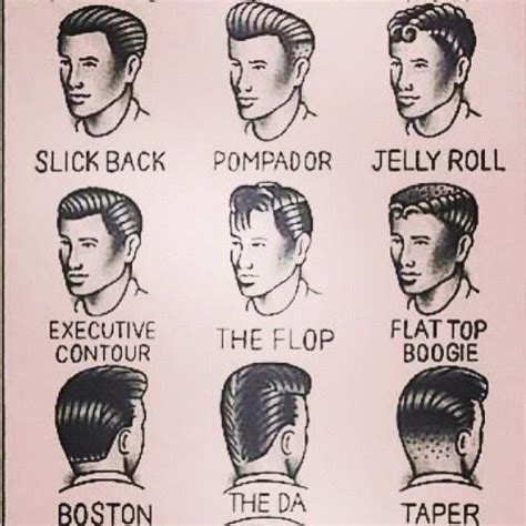 drawings of 1950 boy s hairstyles 17 best images about 1950s greaser fashion on pinterest