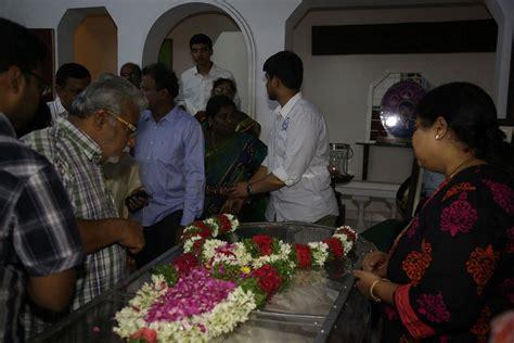 mada car mada venkateswara rao condolences photos