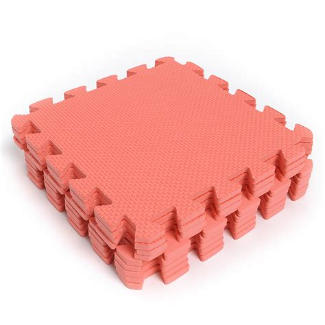Play Mat Squares by 9pcs Interlocking Puzzle Foam Floor Mats Squares Tile