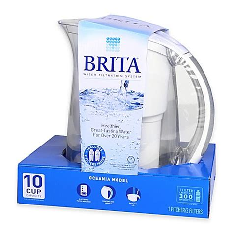 brita bed bath and beyond brita 174 oceania water filtration system kit bed bath beyond