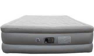 King Size Air Bed Canada Coleman Size High Bed Air Mattress