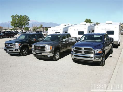ford group 2011 diesel truck of the year diesel power magazine