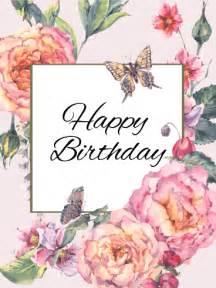 birthday flower cards birthday greeting cards by davia free ecards