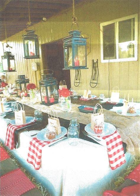 bridal shower dinner table rehearsal dinner table wedding ideas pinterest