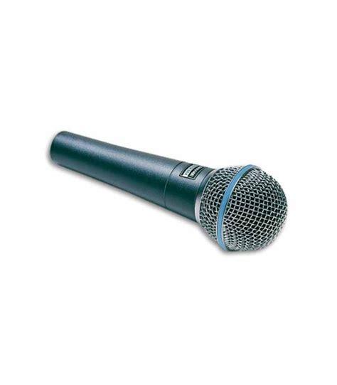 Mic Shure Beta 58 A microphone shure beta 58 a sal 227 o musical de lisboa