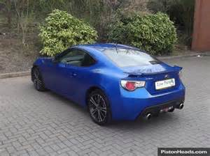 Subaru Brz Used For Sale Used 2012 Subaru Brz I Se Finance From 3 99 Flat For