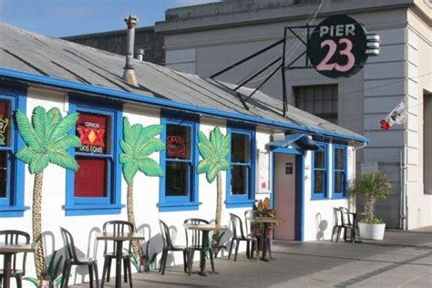 Garage Restaurant San Francisco by San Francisco Waterfront Restaurants 10best