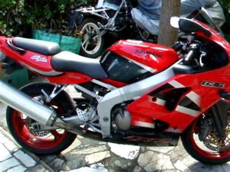 Lu Projector Tiger kawasaki zx6r 636b burnout custom bike