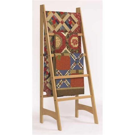 Quilting Rack Plans by Wood Magazine Quilt Rack Plans Woodworking Projects Plans