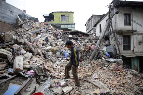 earthquake of nepal nightmare waiting to happen quake experts gathered in