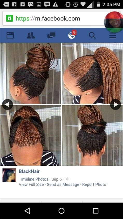 pin up senegalese twist senegalese twists pin up hairstylegalleries com