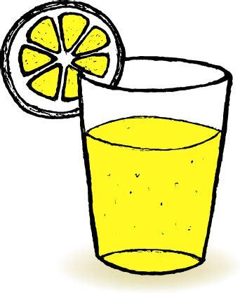 lemonade clip lemonade with glass cup vector free vector in