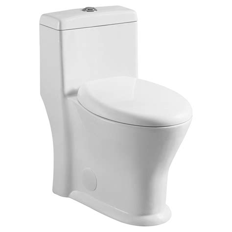 Rona Plumbing by Front 1 Toilet 4 L 6 L White Rona