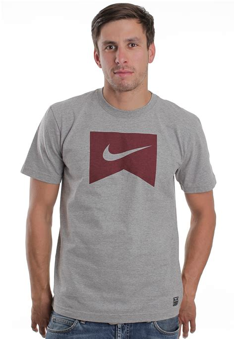T Shirt Grey 6 0 Nike nike 6 0 icon grey team t shirt