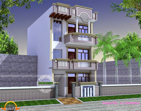 new home design trends 2015 kerala april 2015 kerala home design and floor plans house