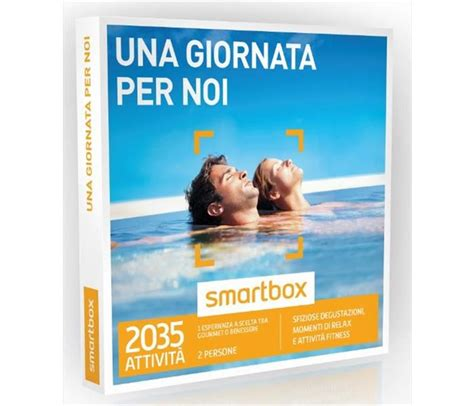 Smartbox Gift Card - idee regalo smartbox una giornata per noi in offerta euronics