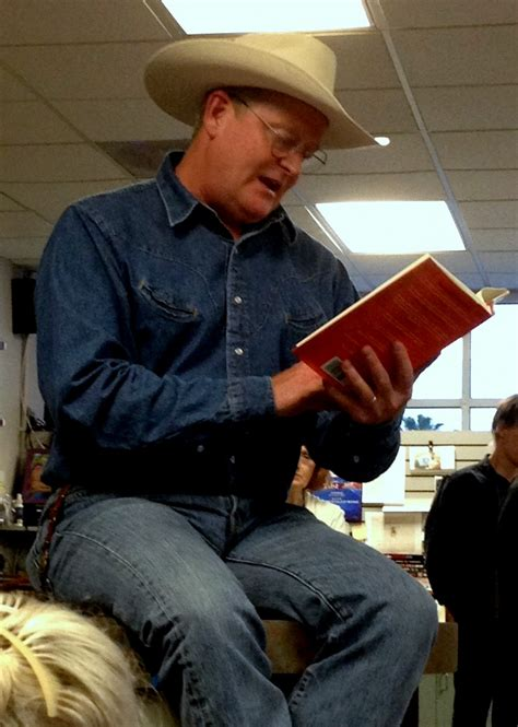 Author Johnson by Author Craig Johnson Pat S Place