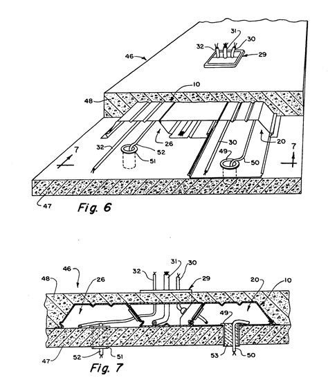 wiring and raceways patent ep0003506a1 metal raceway section for wiring