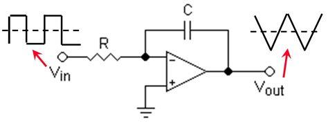 integrator output voltage integrators developer help