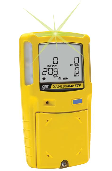 Bw Gasalertmax Xt Ii Multi Gas Detector Monitor H2s Co O2 And Combustibles With Gasalertmax Xt