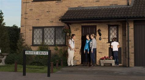 harry potter home harry potter s childhood home open to visitors on warner