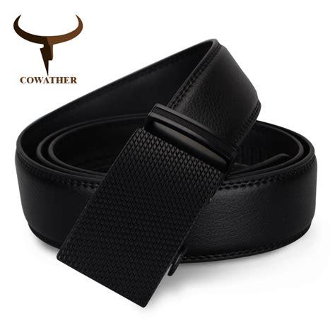 cowather luxury leather belt