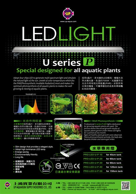 professional series plus lights up aqua pro u series p plants led lighting