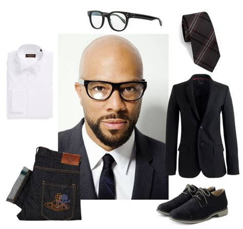 fashion glasses for bald men how to look fabulous if you are bald man wardrobelooks com