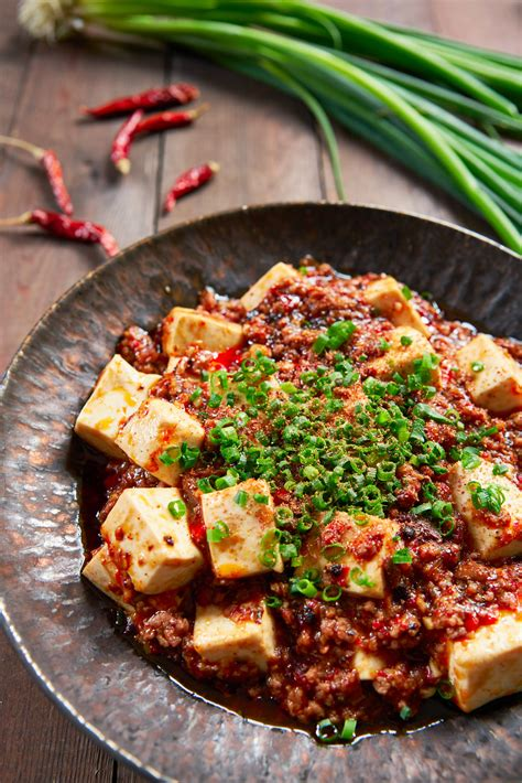 best tofu recipes mapo tofu recipe recipe dishmaps