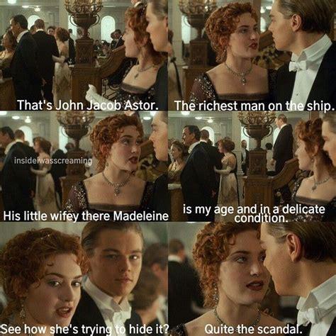 filme schauen isn t it romantic die besten 25 titanic movie facts ideen auf pinterest