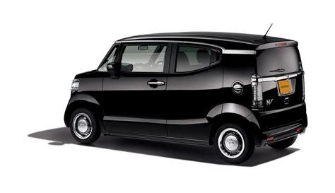 honda n box slash le mini minivan selon honda petites