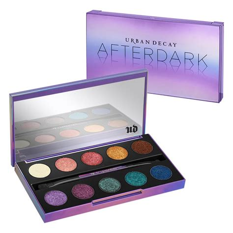 Decay Eyeshadow Palette afterdark palette by decay