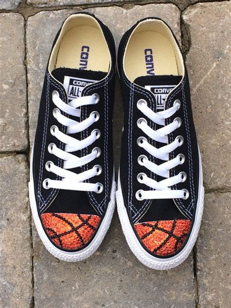 best custom basketball shoes basketball bling low top converse custom converse shoes
