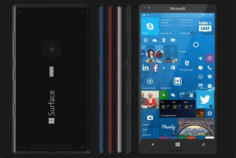 microsoft windows mobile phone surface phone microsoft s ultimate mobile device big