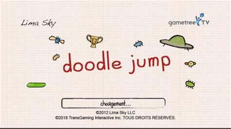 doodle jump le jeu test jeu 171 doodle jump 187 disponible depuis peu sur