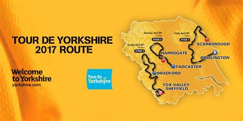 the 2017 tour de yorkshire see maps of the routes tyne tees itv the tour de yorkshire route 2017 gorgeous cottages