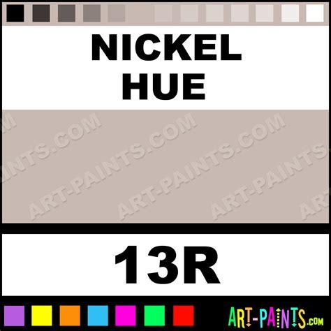 color of nickel nickel iridescent watercolor paints 13r nickel paint